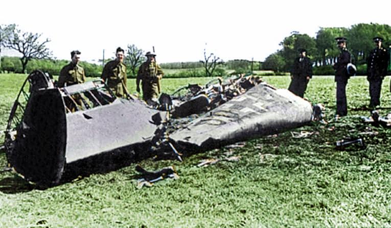 05, Hess crash (Norman)