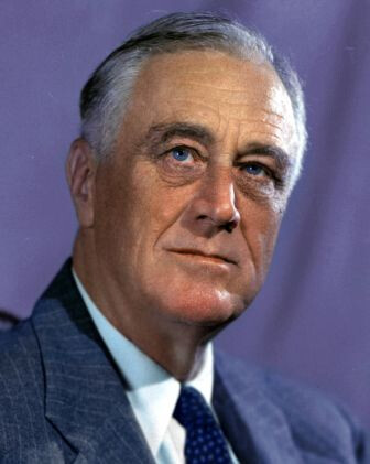 Franklin Delano Roosevelt (D-NY)
