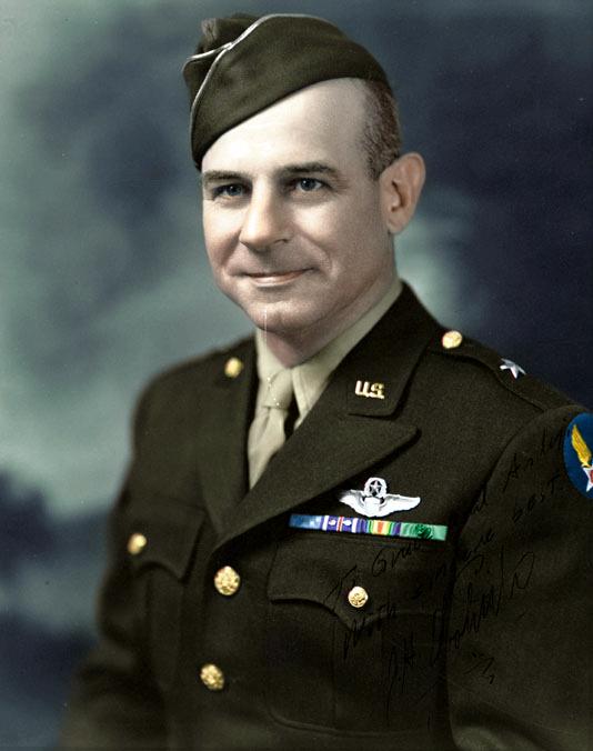 2JD-3-2-PB Jimmy Doolittle in Uniform